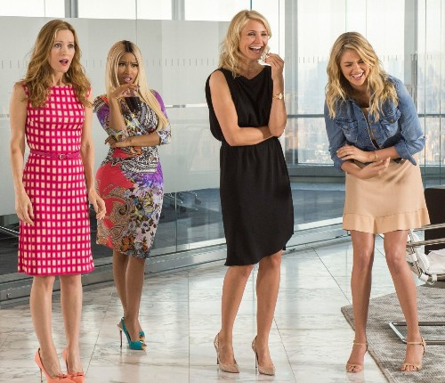 Box office: 'The Other Woman' on pace to unseat 'Captain America'