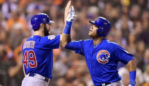 Cubs appear poised to really break 'the curse' - Los Angeles Times