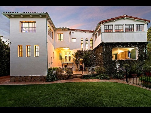 Hot Property: Dennis Quaid breaks tie to Pacific Palisades home