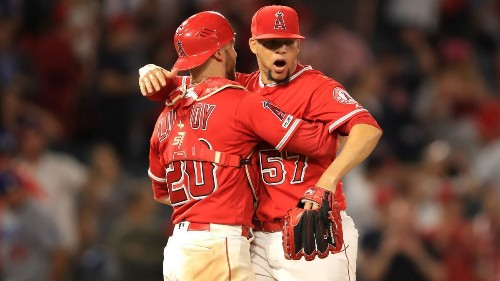 You know what that Angels' sweep of the Dodgers meant? Not much