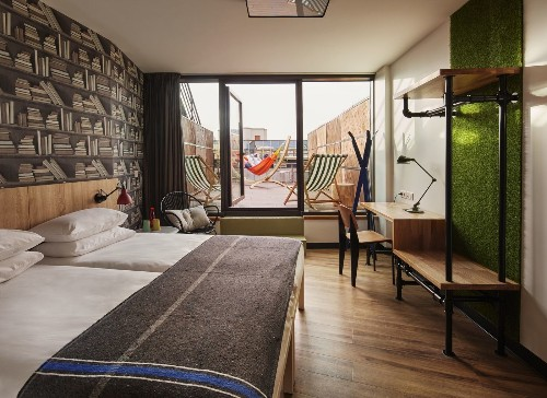 This is a hostel? Generator opens its newest location in Paris