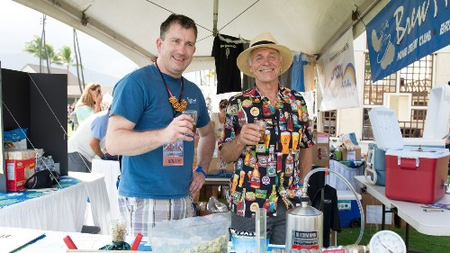 Maui celebrates craft beer with a May 16 festival