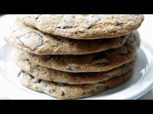 How to make a great chocolate-chip cookie