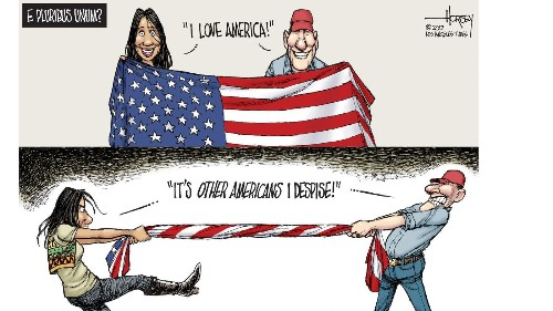 Do Americans hate each other too much to find common ground?