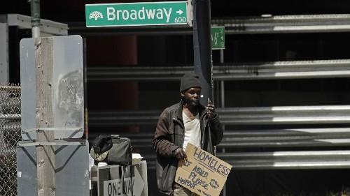 Newsom creates new task force to address California's rising homeless population