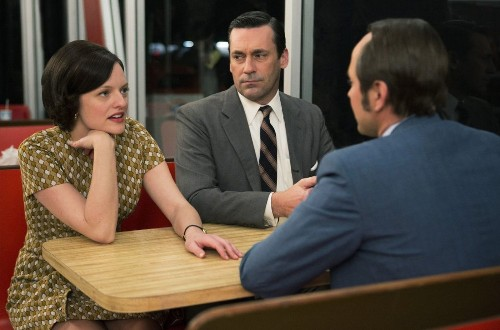 'Mad Men' countdown: It achieved high drama without all the dead bodies