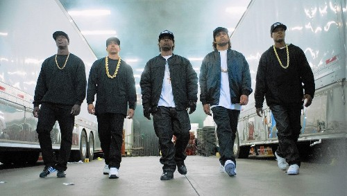 'Straight Outta Compton' a heady biopic about gangsta rap legends N.W.A - Los Angeles Times