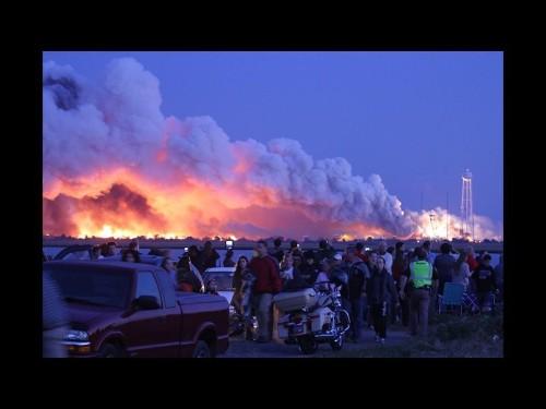 Orbital Sciences had a plan to retire rocket engines before explosion
