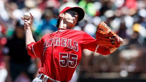 Tim Lincecum's debut for Angels goes better than he expected in 7-1 win over A's - Los Angeles Times