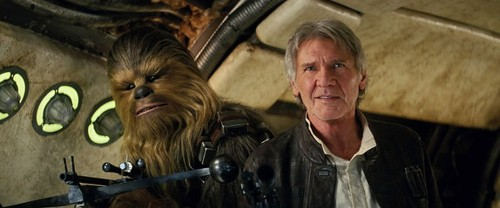 'Star Wars: The Force Awakens' continues galactic rule over box office with $49M Friday haul
