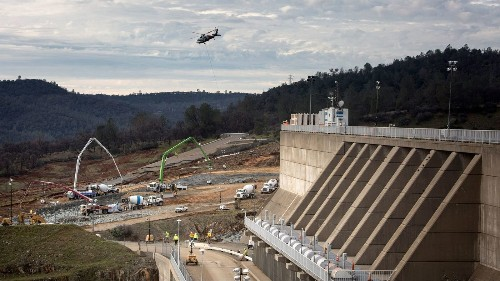 Will the crisis at Oroville Dam become a catalyst for change?