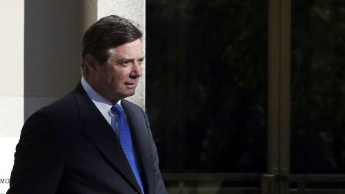 Paul Manafort is a 'hardened' and 'bold' criminal, Mueller prosecutors tell judge in sentencing report