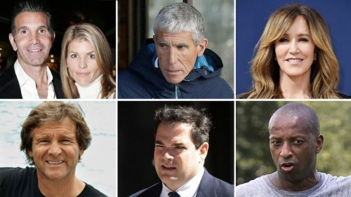 College admissions scandal: Wealthy parents told to make deal or face more charges