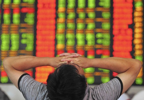 As Chinese stocks tumble, global risks may spread