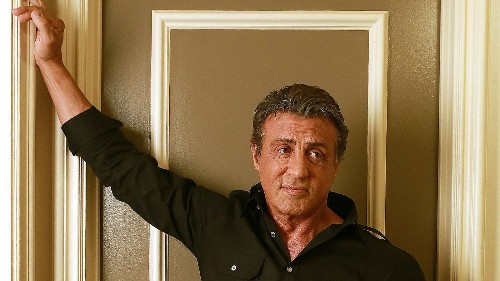 Sylvester Stallone is back as Rocky Balboa - but this time he's in a fight with mortality - Los Angeles Times