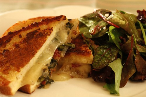 Easy dinner recipes: More ideas to celebrate Grilled Cheese Month - Los Angeles Times