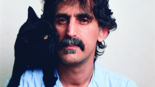 Frank Zappa coloring book to be released by L.A. publisher this fall