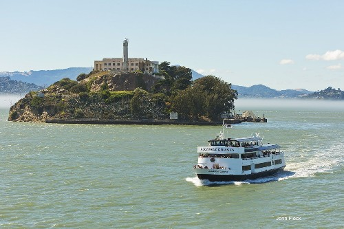 America's No. 1 tourist spot is a place nobody ever wanted to be: Alcatraz