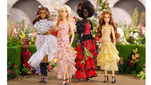 Barbie adds a tiny — and we mean tiny — selection of Rodarte dresses to her designer wardrobe - Los Angeles Times