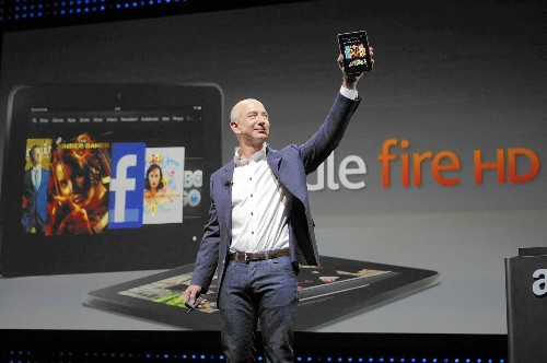Amazon CEO Jeff Bezos shares thoughts on corporate culture, decision-making and failure - Los Angeles Times