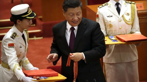 China will 'never seek hegemony,' Xi says in reform speech - Los Angeles Times