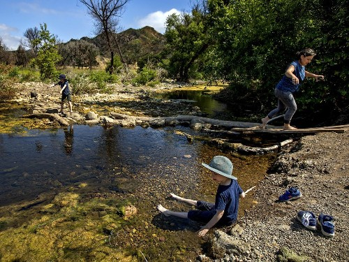 Weekend getaways: 7 great camping sites within driving distance of L.A.