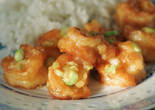 Shrimp for dinner: 4 recipes with fewer than 350 calories