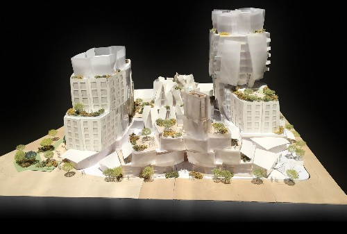 L.A. City Council approves Frank Gehry's project on the Sunset Strip - Los Angeles Times