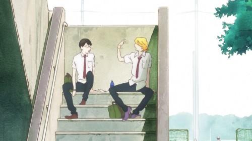 Watercolor-based anime provides romantic escape in 'Doukyusei (Classmates)'
