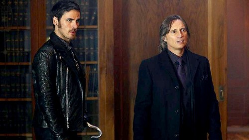 'Once Upon a Time': Belle makes a bold move in 'Heroes and Villains'