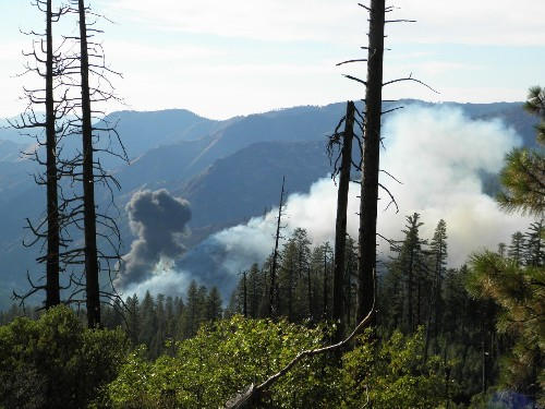 Pilot killed in air tanker crash in Yosemite was 13-year veteran