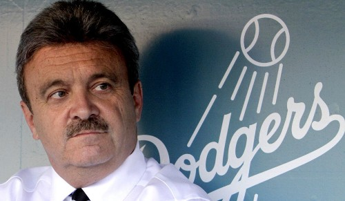 Giants GM Brian Sabean praises job Ned Colletti did with Dodgers - Los Angeles Times
