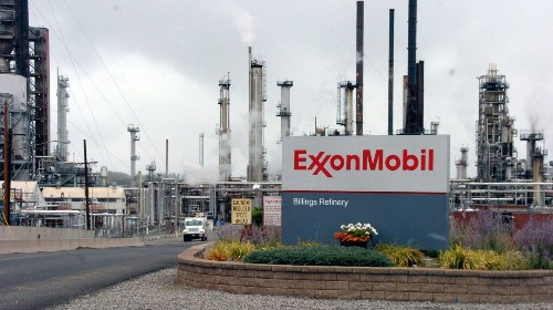 Yes, ExxonMobil misled the public