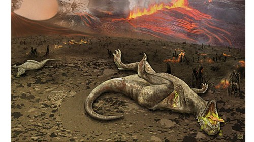 Scientists have new clues in the 66-million-year-old case of the dinosaurs' demise