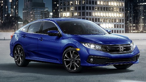 Auto review: Sedans are dead? No one told Honda, whose new Civic is sleeker and sportier