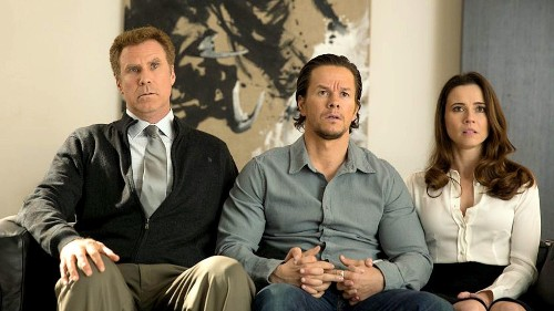 Will Ferrell and Mark Wahlberg go mano a mano in 'Daddy's Home' - Los Angeles Times