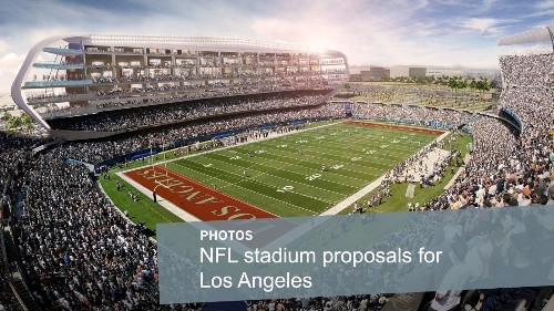 Chargers, Raiders will jointly pursue an NFL stadium in Carson