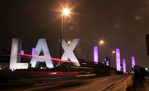 Century Boulevard pothole fixes and repaving could thwart your next trip to LAX — starting now