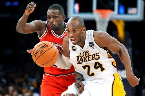 Kobe Bryant confirms he wanted trade in 2007 to the Chicago Bulls - Los Angeles Times