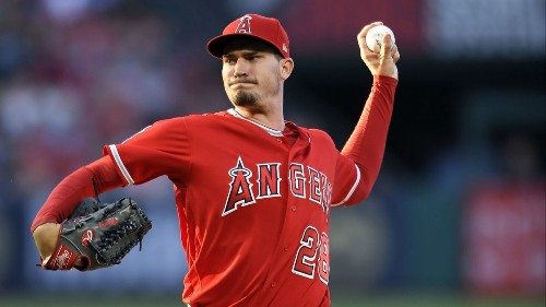 Angels' Andrew Heaney, making first start of 2019, knows he's not the staff's savior