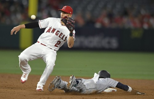Angels erase eight-run deficit, but still let Mariners get away