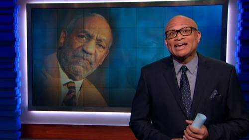 Larry Wilmore dives into the Bill Cosby controversy on 2nd night - Los Angeles Times