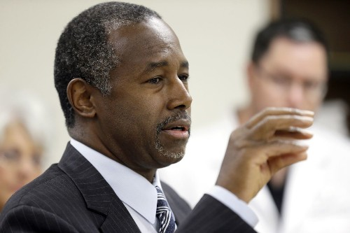 GOP contender Ben Carson says he would have attacked Oregon shooter