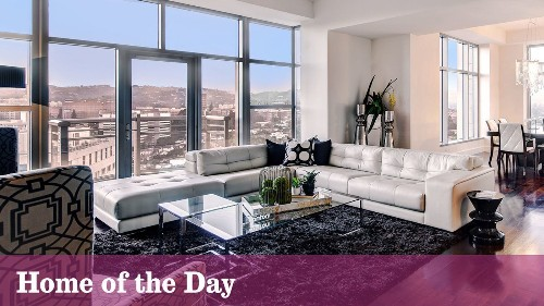 Home of the Day: New design aesthetic in Westwood