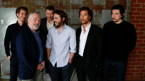 From franchises to gentle lyricism, these leading men share insights into filmmaking - Los Angeles Times