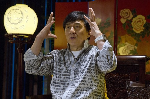 Jackie Chan: Caught between East and West