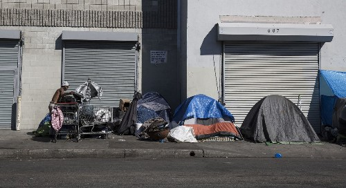 Report on L.A. city homelessness plan gives a sobering picture of the struggle ahead - Los Angeles Times