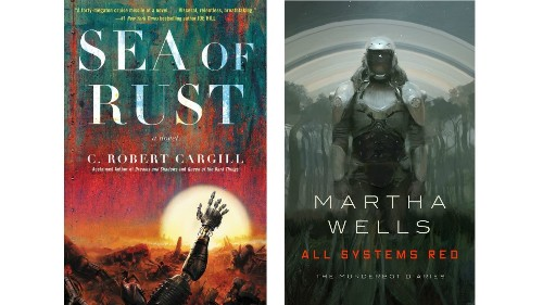 When the robots take over; 4 new sci-fi reads - Los Angeles Times