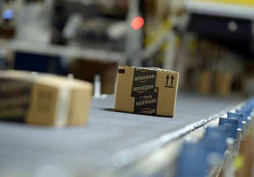 Amazon loosens free shipping restrictions on orders of at least $35 - Los Angeles Times