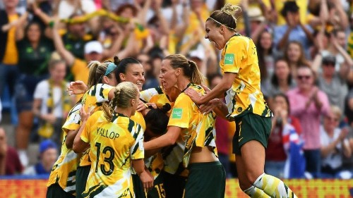 Women's World Cup on TV: Australia looks to improve its chances of advancing